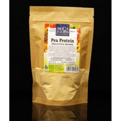 Πρωτεΐνη αρακά (Pea protein) ΒΙΟ 100 γρ