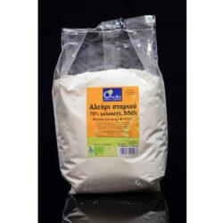 Αλεύρι τύπου 550 μαλακό ΒΙΟ 1kg