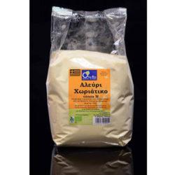 Αλεύρι χωριάτικο (ΤΥΠΟΥ Μ) ΒΙΟ 1kg