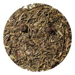 Πράσινο τσάι Ιαπωνικά κεράσια