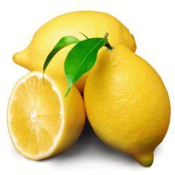 Αιθέριο έλαιο λεμόνι