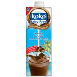 Ρόφημα καρύδας Koko με σοκολάτα και ασβέστιο 1lt