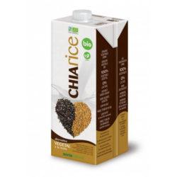 Ρόφημα ρυζιού με Chia χωρίς γλουτένη ΒΙΟ 1lt