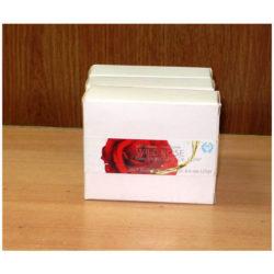 Σαπούνι φυσικό από τριαντάφυλλο