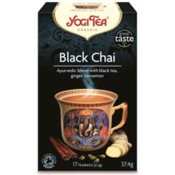 Yogi Tea Black Chai 30gr
