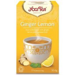 Yogi Tea Ginger Lemon 30gr