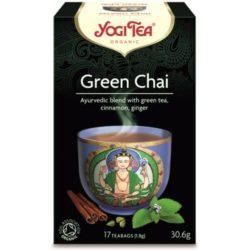Yogi Tea Green Chai 30gr