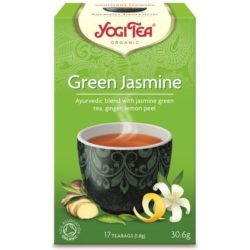 Yogi Tea Green Jasmine 30gr
