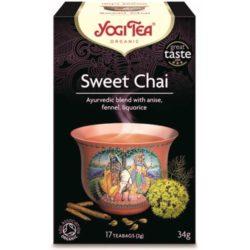Yogi Tea Sweet Chai 34gr