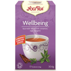 Yogi Tea Wellbeing Forever Young 30gr