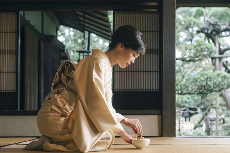 Η ιεροτελεστία του τσαγιού στην Ιαπωνία