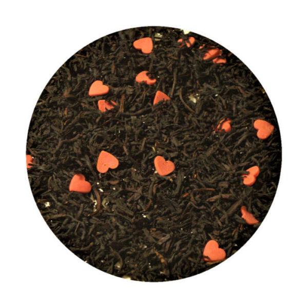 Μαύρο τσάι η πρώτη αγάπη